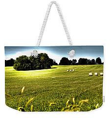 Rolling Pastures Weekender Tote Bag