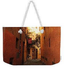 Romano Cartolina Weekender Tote Bag by Micki Findlay