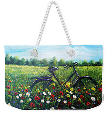 Romantic Break Weekender Tote Bag