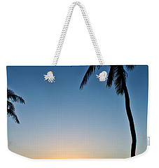 Romantic Maui Sunset Weekender Tote Bag by Joann Copeland-Paul