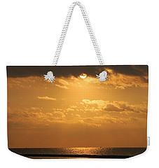 Romantic Sunrise Weekender Tote Bag by Leticia Latocki