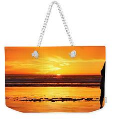 Romantic Sunset  Weekender Tote Bag