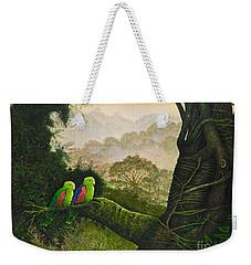 Romantique II Weekender Tote Bag