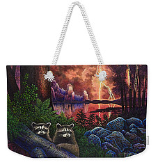 Romantique Weekender Tote Bag