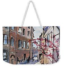 Rome Street Scene IIi Weekender Tote Bag