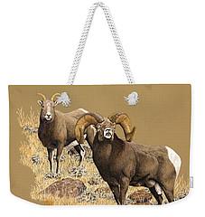 Romeo Weekender Tote Bag