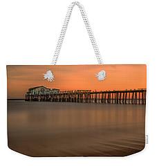 Romeo's Pier Weekender Tote Bag