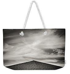 Rooftop Sky Weekender Tote Bag