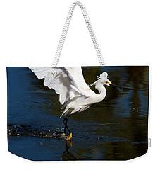 Rookery 15 Weekender Tote Bag by David Beebe