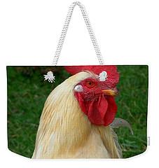 Rooster Cogburn Weekender Tote Bag by Joseph Skompski