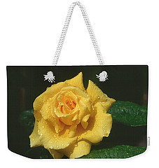 Rose 1 Weekender Tote Bag by Andy Shomock
