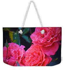 Rose 138 Weekender Tote Bag