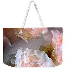 Rose 154 Weekender Tote Bag by Pamela Cooper