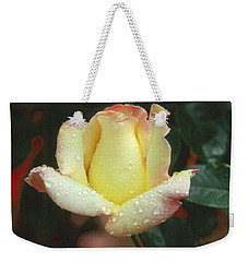 Rose 3 Weekender Tote Bag by Andy Shomock