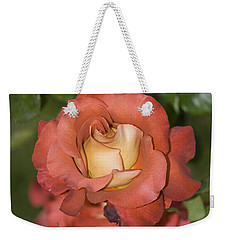 Rose 6 Weekender Tote Bag by Andy Shomock
