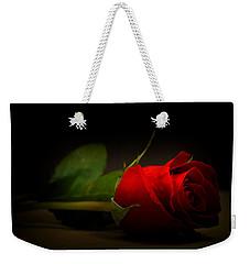 Rose Bud Weekender Tote Bag
