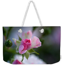Rose Emergent Weekender Tote Bag