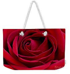 Eye Of The Rose Weekender Tote Bag