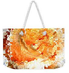Rose In Bloom Weekender Tote Bag by Alys Caviness-Gober