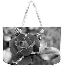 Rose Of Grace Weekender Tote Bag