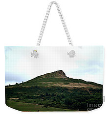 Roseberry Topping Hill Weekender Tote Bag