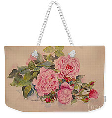 Roses And More Roses Weekender Tote Bag