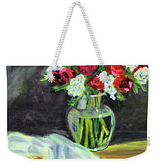 Roses For Mother's Day Weekender Tote Bag