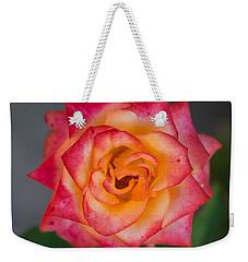 Roses From My Garden Weekender Tote Bag