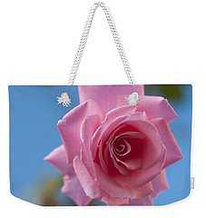 Roses In The Sky Weekender Tote Bag