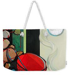 Rosh Hashanah Akedah Weekender Tote Bag