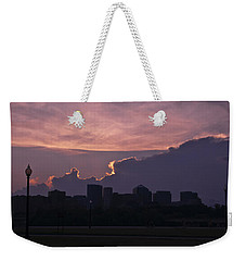 Rosslyn Skyline Weekender Tote Bag