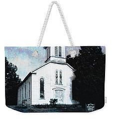 Rossville Church And Cemetery Weekender Tote Bag