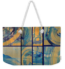 Weekender Tote Bag featuring the photograph Rotation Part Two by Sir Josef - Social Critic - ART