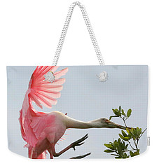 Rough Landing Weekender Tote Bag by Carol Groenen