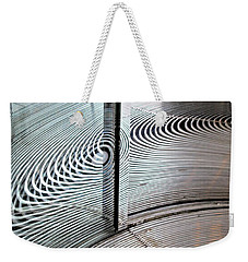 Weekender Tote Bag featuring the photograph Round And Round by Ethna Gillespie