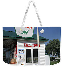 Route 66 - Sinclair Station Weekender Tote Bag