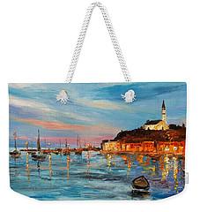 Rovanij Harbour Weekender Tote Bag