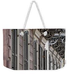 Row Of Houses Weekender Tote Bag