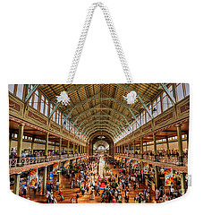 Royal Exhibition Building IIi Weekender Tote Bag by Ray Warren