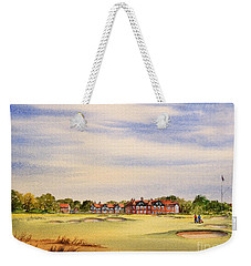 Royal Lytham And St Annes Golf Course Weekender Tote Bag