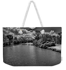 Royal River No.2 Weekender Tote Bag