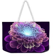 Royal Velvet Weekender Tote Bag