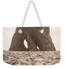 Ruby Beach Triangle Weekender Tote Bag