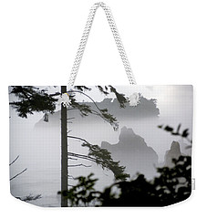 Ruby Beach Washington State Weekender Tote Bag