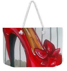 Ruby Weekender Tote Bag
