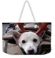 Rudolph Weekender Tote Bag