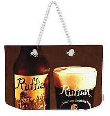 Ruffian Ale Weekender Tote Bag