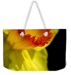 Ruffled Cup Weekender Tote Bag