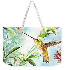 Rufus Paradise Weekender Tote Bag