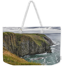 Rugged Landscape Weekender Tote Bag by Eunice Gibb